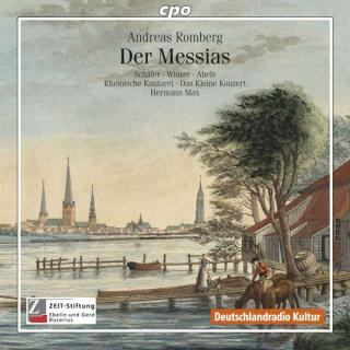 Romberg: Der Messias - Winter/Schaefer/Abele/Das Kleine Konzert/Max, H.