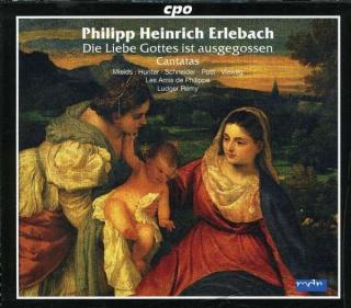Erlebach: Selected Sacred Cantatas