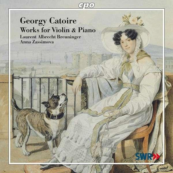 Catoire: Works For Violin & Piano <span>-</span> Breuninger/Zassimova