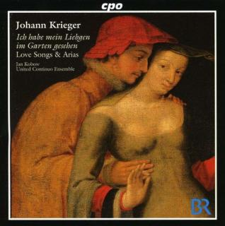 Krieger/Buchner: Secular Songs And Sacred Arias - Kobow/United Continuo Ensemble