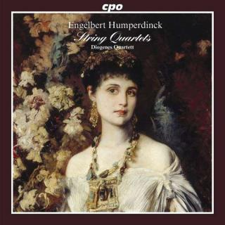 Humperdinck: String Quartets/Piano Quartet - Diogenes Quartett/Kirpal