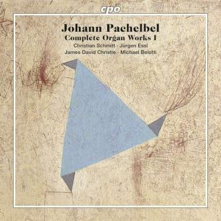 Pachelbel: Organ Works Vol. 1 - 0