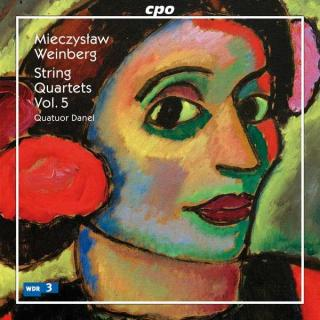 Weinberg: String Quartets Vol.5