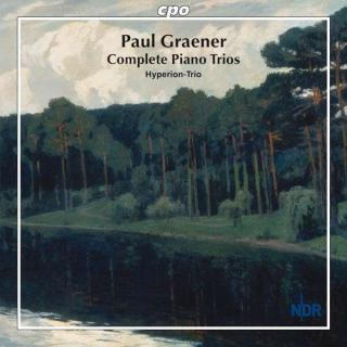 Graenerl: Works For Piano Trio - Hyperion-Trio/Poehl