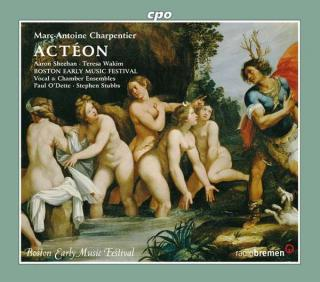 Charpentier: Actéon/Orphée Descendant Aux Enfers/... - Boston Early Music Festival/O?Dette/Stubbs