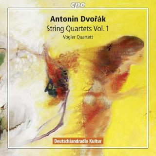 Dvorak: String Quartets Vol. 1 - Vogler Quartett