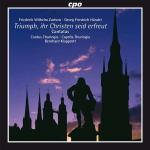 Zachow/Handel: Easter Cantatas From Halle <span>-</span> Soloists/Cantus & Capella Thuringia/Klapprott, B.