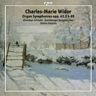 Widor: Organ Symphonies Vol. 2