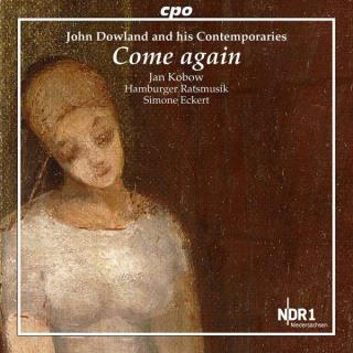Dowland & His Contemporaries: Come Again - Ulrich Wedemeier (lutt) / Jan Kobow (tenor)