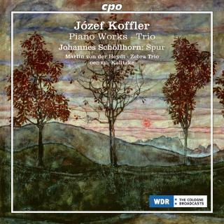 Koffler, Jozef: Piano Works