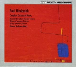 Hindemith: Orchestral Works Vol 1 - Various