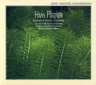 Pfitzner: Orchestral Works And Concertos/The Following 5 Cds - Various