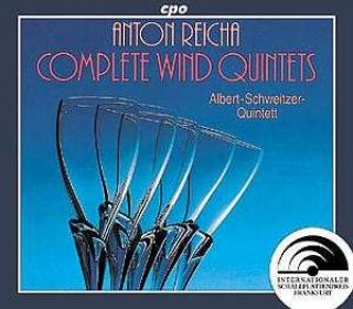 Reicha: The Complete 28 Wind Quintets Boxed Set - Albert Schweitzer Quintett