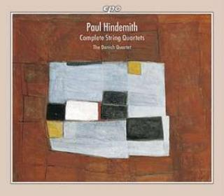 Hindemith: Complete String Quartets 1-7 - The Danish Quartett