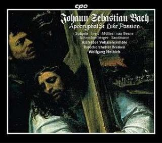 Bach: The Apocryphal St. Luke Passion Bwv 246 Anh. Ii 30 - Spaegele/Iven/Mueller/van Berne/Schreckenberger/Helbich, W.
