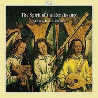 The Spirit Of The Renaiissance: Works From Prez, Josquin Des To Hans Leo Hassler - Weser Renaissance Bremen/Cordes, M.