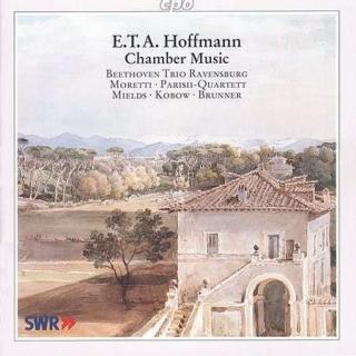 Hoffmann: Grand Piano Trio In E/6 Duettini Italiani - Mields/Kobow/Beethoven Trio