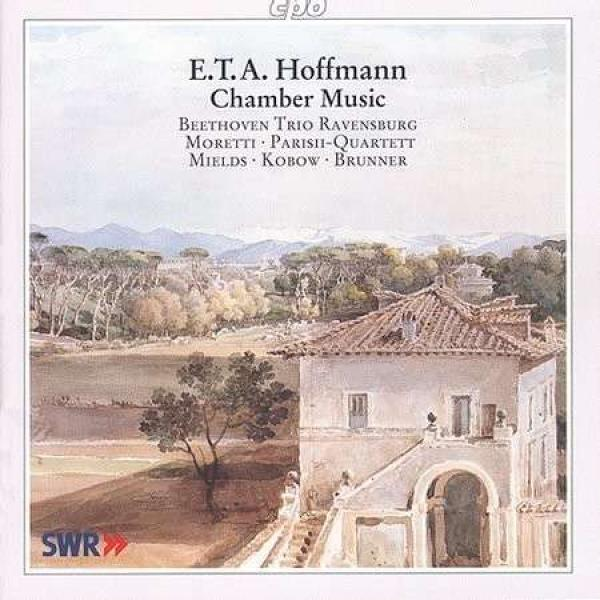 Hoffmann: Grand Piano Trio In E/6 Duettini Italiani <span>-</span> Mields/Kobow/Beethoven Trio