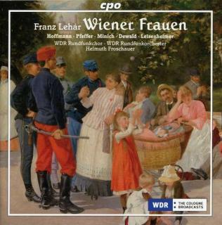 Lehar: Wiener Frauen (Highlights)/2 Overtures