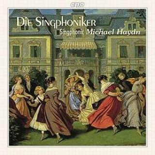 M Haydn: Part Songs For Male Voices - Die Singphoniker