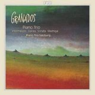 Granados: Chamber Music/Piano Trio/ Intermezzo For Cello - Piano Trio Salzburg