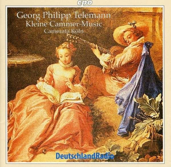 Telemann: Kleine Cammer-Music' - 6 Partitas For Violin, Or <span>-</span> Various/Koln, C.