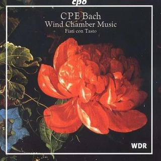 Cp Bach: Wild Chamber Music - Fiati con tasto (on period instruments)