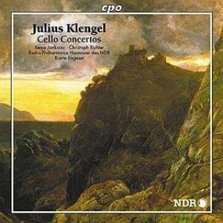 Klengel: Cello Concertos 1 & 4/Double Cello Concerto - Jankovic & Richter/Radio-Philharmonie Hannover des/Engeset, B.