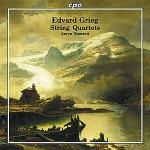 Grieg: String Quartets Op. 27 In G Minor & F Major <span>-</span> Quatuor Auryn