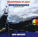 Essentials Of Jazz': Jazz Classics <span>-</span> Quintessence Saxophone Quintet