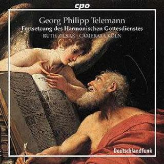 Telemann: Cantatas From