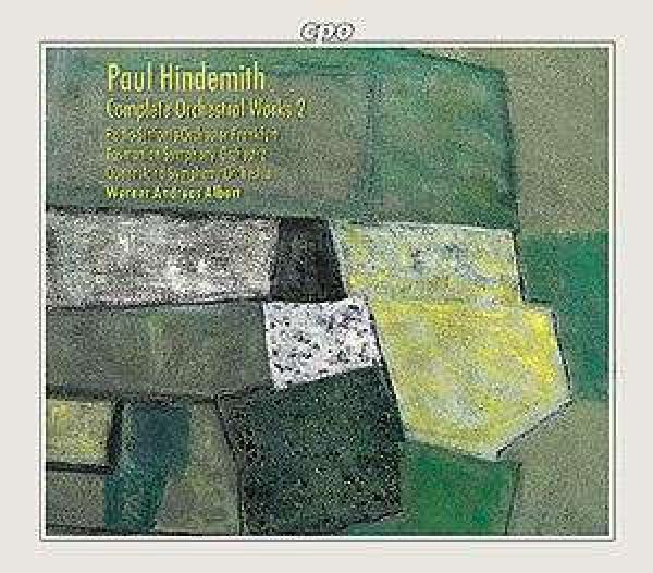 Hindemith: Orchestral Works Vol 2 <span>-</span> Various
