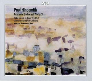 Hindemith: Orchestral Works Vol 3 - Various
