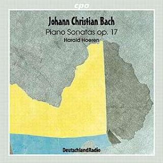 Jc Bach: Sonatas For Piano Forte Op. 17, 1-6