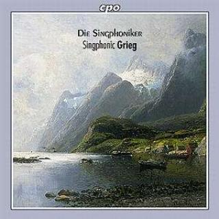 Grieg: Part Songs For Male Voices - Die Singphoniker