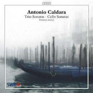 Caldara: Trio Sonatas/Cello Sonatas - Parnassi musici (on period instruments)
