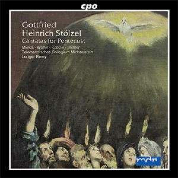 Stoelzel: Cantatas For Pentecost 1732 <span>-</span> Mields/Woelfel/Kobow/Telemannisches Collegium Mich/Remy, L.