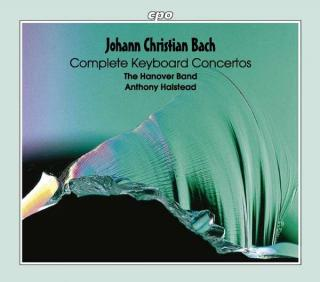 Jc Bach: Complete Keyboard Concertos - Halstead/The Hanover Band/Halstead, A.