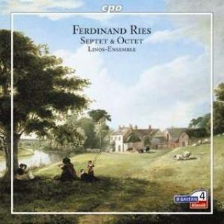 Ries: Grand Septuor Op. 25/Grand Otetto Op. 128 - Linos-Ensemble
