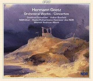 Götz: Complete Orchestral Works And Concertos
