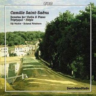 Saint-Saens: Works For Violin And Piano - Wallin/Pontinen