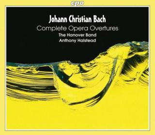 Jc Bach: Complete Opera Overtures - The Hanover Band/Halstead, A.