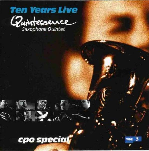 Beethoven/Bach/Schulz/Handel: Best Of 1years Live <span>-</span> Quintessence Saxophone Quintet