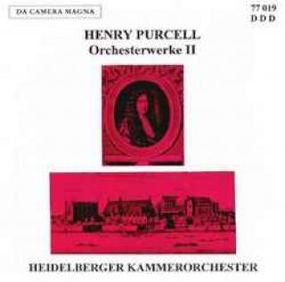 Purcell,H Vol2:Dioclesian Suite/Fantasias/In Nomine/ Heidelberger Kammerorchester -