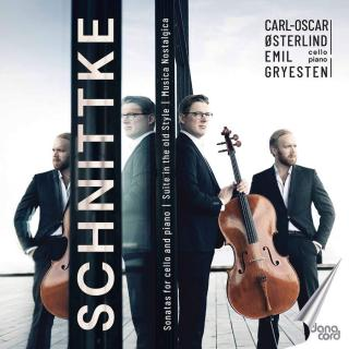Schnittke: Sonatas for Cello & piano