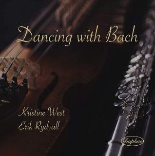 Dancing with Bach - Kristine, West (flute) / Erik, Rydvall (nyckelharpa)