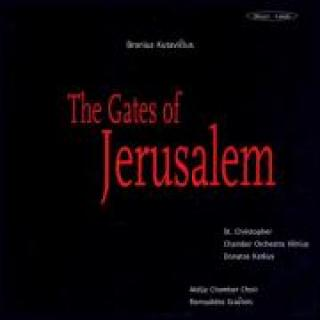 Kutavicius,Bronius The Gates Of Jerusalem Katkus/St. Christopher Chamber Orch./Grazinis/ -