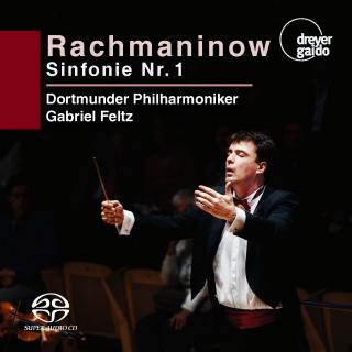 Rachmaninov, Sergej: Symphony No. 1 in d minor op. 13 - Feltz, Gabriel