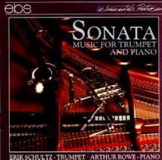 Enescu/Hubeau/Goedicke/ Sonata Music For Trumpet And Piano Schultz/Rowe -