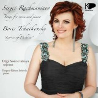 Rachmaninov:Songs/Tchaikovsky:Lyrics Of - Sosnovskaya,Olga/ Solsvik, Torgeir Kinne